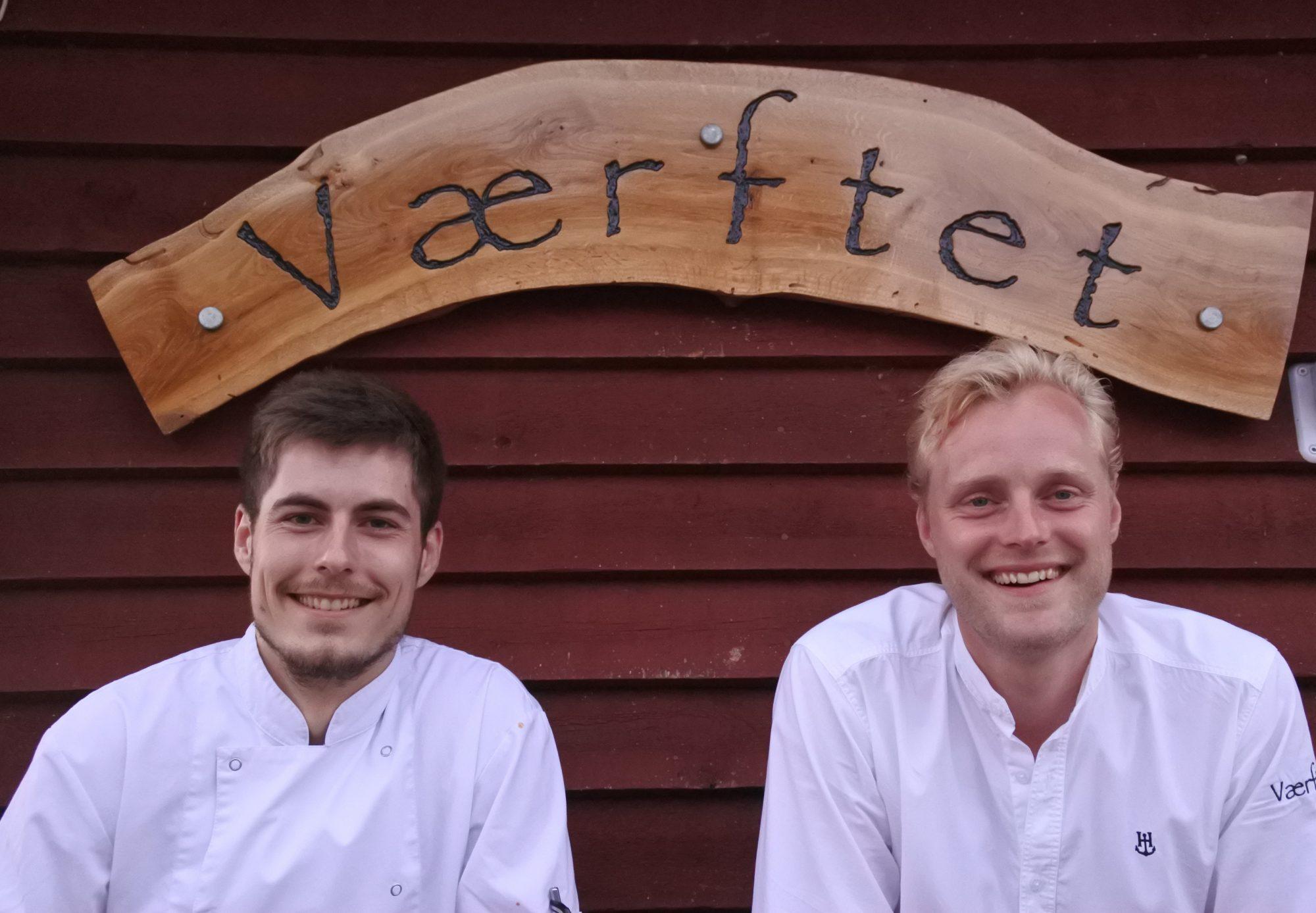 The food video fra Værftet restaurant & bar