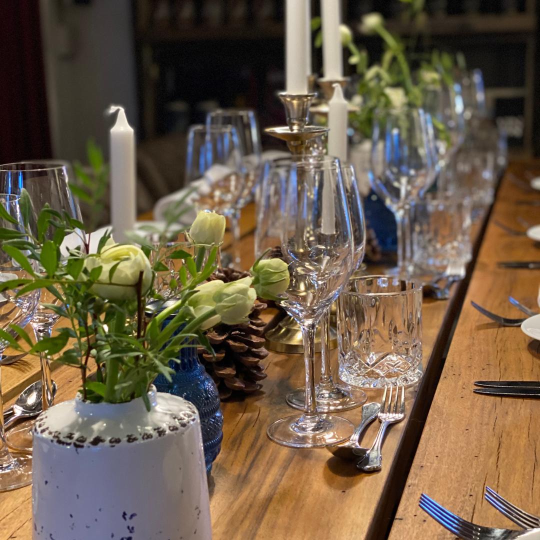 private dining room værftet restaurant