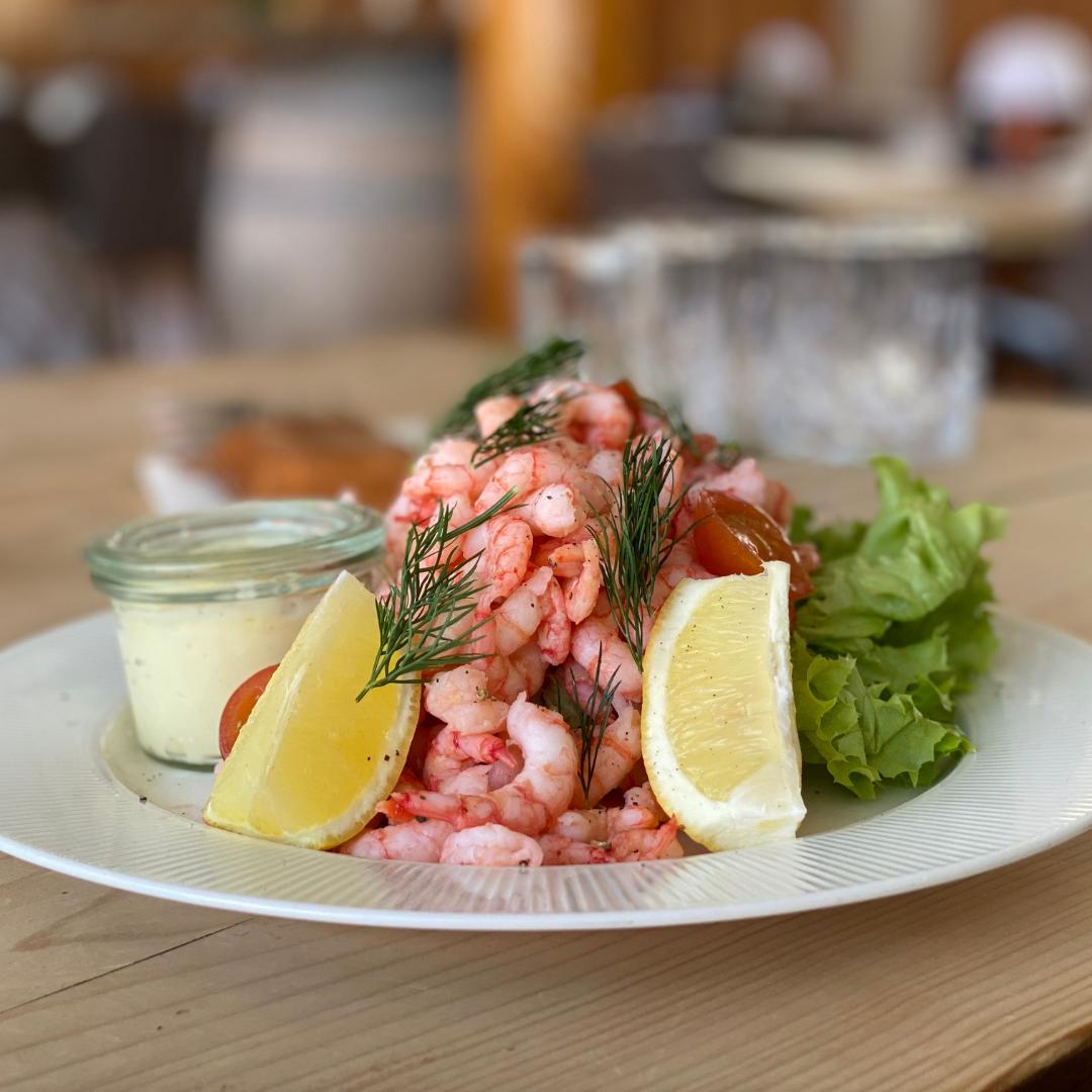 frokost værftet restaurant marina minde